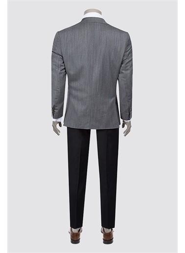 Damat 9Dfk5Ml21532 Regular Fit Erkek Takım Elbise Antrasit